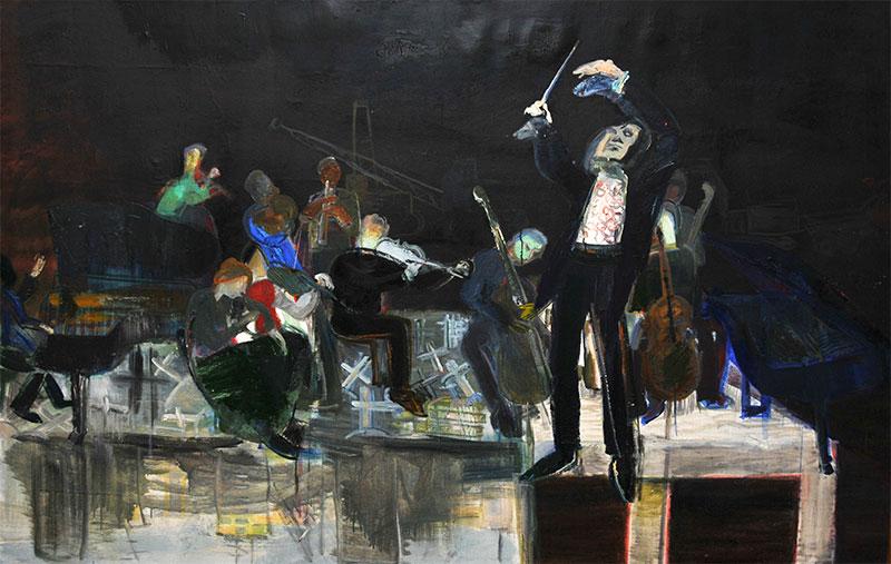 Klusā daba: 20. gadsimta mūzikas koncerts / Stil Life: 20th Century Music Performance