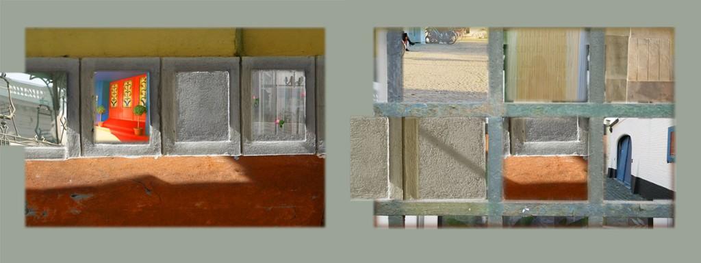 Logi (diptihs) / Windows (diptych)
